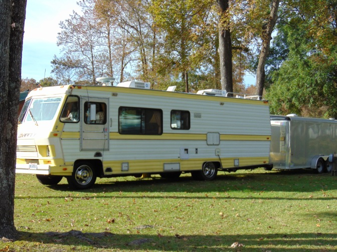 "A Post from a Proud Owner : ""Our fearless East coast trip in our 1983 Allegro RV."""