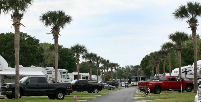 TIFFIN ALLEGRO RALLY – OKEECHOBEE, FLORIDA