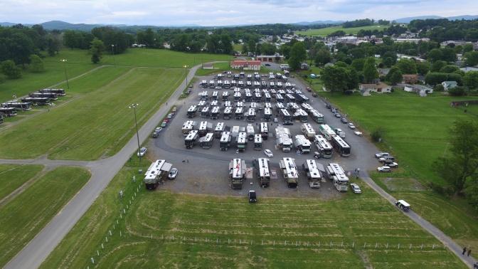 Summer Rally 2017 – Lewisburg, WV