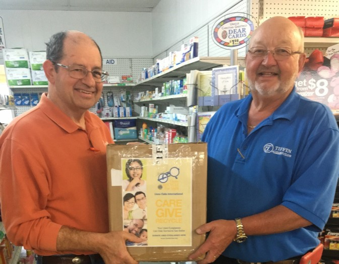 Tiffin Allegro Club supports Red Bay Lions Club
