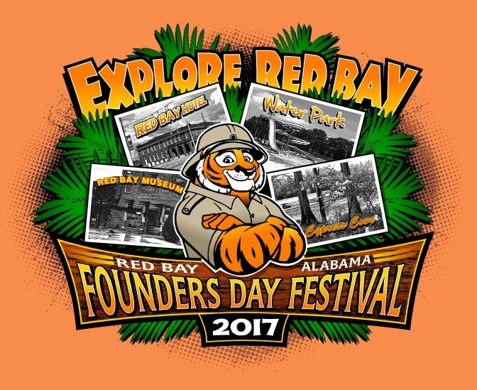 RED BAY'S FOUNDERS FESTIVAL SEPTEMBER 16, 2017