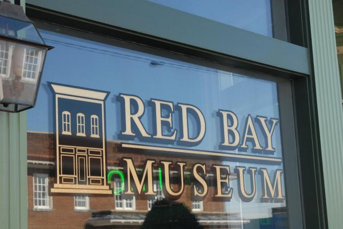 While In Red Bay, Visit the Red Bay Museum